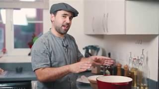 #Chef Marco Cooking like a chef at home S1 E4