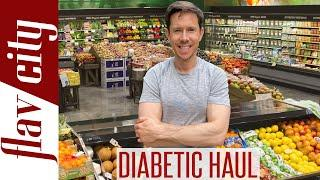 The ULTIMATE Shopping Guide For Diabetics - What To Eat & Avoid w/ Diabetes