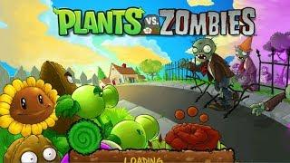 plants vs zombie free mobile Lv 1-2