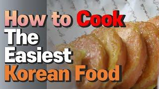 How to Cook the easiest Korean delicious food! (Korean, English subtitles)/ 가장 쉽게 요리할 수 있는 한국요리!