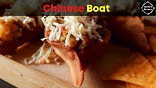 Chinese Boat | Starter Recipes | Party Snacks | Cocktail Snacks | Kitty Party Snacks