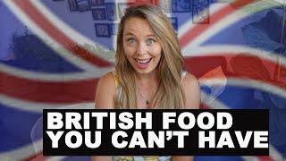 British Foods BANNED In America and the WORLD