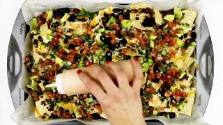 How to Make the Ultimate Nachos for an Epic Game Day Party!