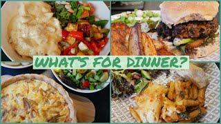 WHAT'S FOR DINNER | FAMILY MEALS OF THE WEEK | MEAL IDEAS #12