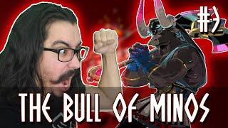 The Bull of Minos - The True King | Hades #3