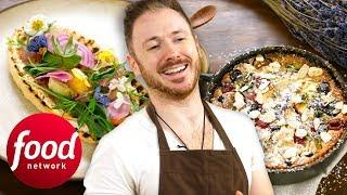 Ollie Dabbous Cooks His Favourite Childhood Dishes: Flatbread And Clafouti | My Greatest Dishes