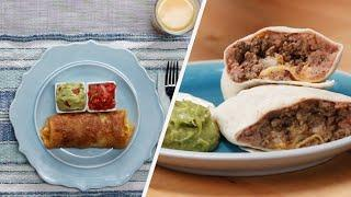 5 Quick & Easy Burrito Recipes • Tasty Recipes