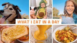 What I Eat In A Day—Vegan Quarantine Life!