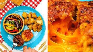 TASTY RECIPES FOR THE WHOLE FAMILY || Simple Food Hacks by 5-Minute Recipes!
