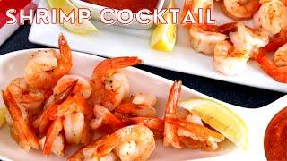 How to Make Shrimp Cocktail - Quick and Easy Shrimp Cocktail