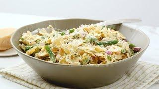 Pasta Salad with Chickpeas, Green Beans, and Basil - Martha Stewart