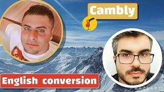 Time To Speak: Corona Virus, Food, English and Cambly with Ahmed