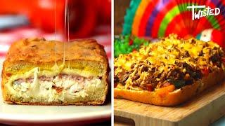 5 Treat Yourself Cheesy Lunch Recipes