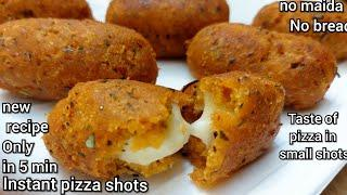 pizza shots|evening snacks|snacks recipe|easy snacks recipe|new recipes 2020|dinner recipes|pizza