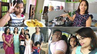 Vlog #160 : Sunday Special Lunch Routine