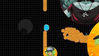 BEST MOMENTS (AGAR.IO MOBILE)