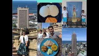 Saturday Vlog | Telugu Vlogs in USA | Downtown | Lunch Recipe | Full Day Vlog in Telugu