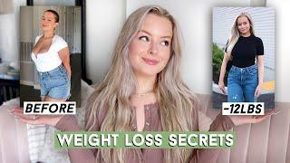10 EASY TIPS TO LOSE WEIGHT THAT ACTUALLY WORK! How I started losing weight...