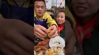 Chinese mountain life and jungle dishes || King eat spicy Cooking