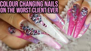 Colour Changing Wrinkles | Fay's Nails Part 4