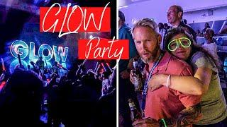 Glow Party on NCL Getaway!  Last night with our OGs - Inaugural Group Cruise January 2020