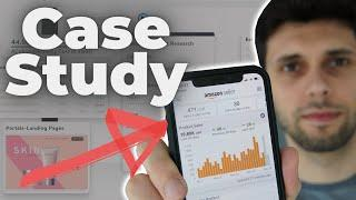 Complete Product Research Case Study For Amazon FBA - How I Find $100/Day Products In 2020