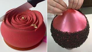 Satisfying Chocolate Cake Compilation | So Yummy Desserts Chocolate