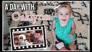 A full day with an infant | 6 month old baby |  DITL of a Mennonite Family | Lynette Yoder