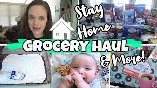 2020 WALMART GROCERY HAUL | SHELTER IN PLACE | BUNNY BROWNIES