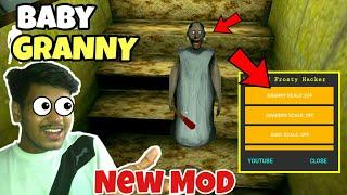 Granny Chapter Two Baby MOD || how to hack Granny Chapter Two, MOD menu, bistly playz