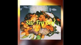 Stir Fry Beef (With English Subtitle)| Eid Special Recipe| Thai Recipe| Chinese Beef Recipe