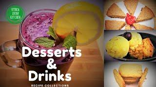 Desserts & Drinks Collections Series