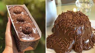 Yummy and Delicious Chocolate Cake Desserts Techniques You Must Try for Weekend | So Yummy Recipes#2
