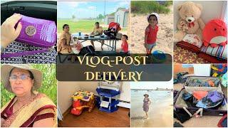 *Baby Name Update*~Declutter Toys & Clothes~First vlog post Delivery~Indian NRI mom~Hope you Relate