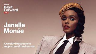Janelle Monáe |TONIGHT | Verizon Pay it Forward LIVE