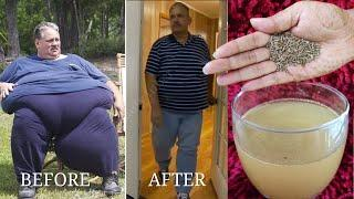 Drink to lose stubborn belly fat in 5 days - Magical fat cutter drink to lose weight fast at home