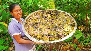 100 Eggs | Biggest Egg Omelette | Egg Omelette Recipe Cooking With Indian Village Style | Egg Recipe