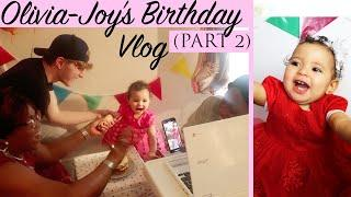 BABY'S FIRST BIRTHDAY - Part 2 - Online Zoom Party!
