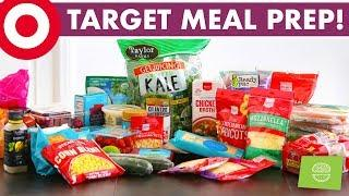 Target Meal Prep for the Week! Easy Meal Prep Freezer Meals!
