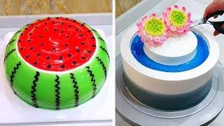 13 Favorite Cake Decorating Ideas for Party | DIY Chocolate Cake Recipes | Perfect Cake Decorating
