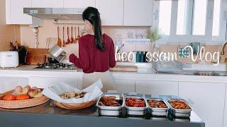 SUB) 여기가 바로 반찬 맛집★X5ㅣ내입맛 한정..(?)ㅣThis is a house with delicious side dishesㅣLimited to my taste..(?)
