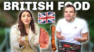 MORE BRITISH Food You Won't Find in AMERICA