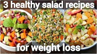 3 quick & easy weight loss recipes | healthy filling meals for weight loss | weight loss meal plan