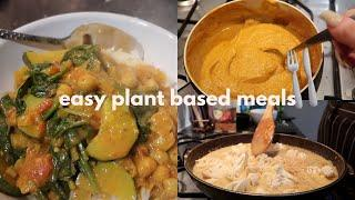 Super Easy Plant Based Recipes For Beginners | Cook with Em