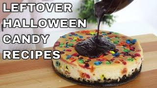 Make These 11 Desserts with All of Your Leftover Halloween Candy