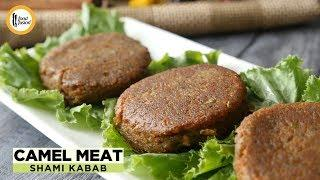 Camel Meat Shami Kabab Recipe By Food Fusion