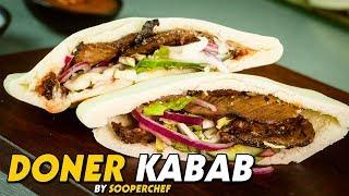 Doner Kebab Recipe | Turkish Doner Kebab | Beef Recipes | Turkish Food | SooperChef