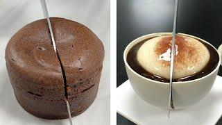 Tasty Chocolate Cheesecake Desserts Recipes - 5-Minute Chocolate Cake Decorating 2020
