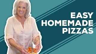 Love & Best Dishes: Easy Homemade Pizzas Recipe