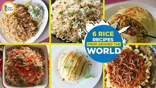 6 Rice Recipes from around the world - Food Fusion
